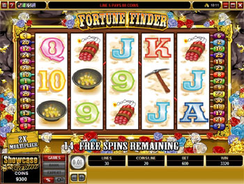 Fortune Finder Video Slot