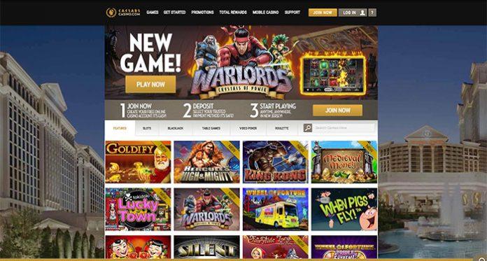 Caesare online casino