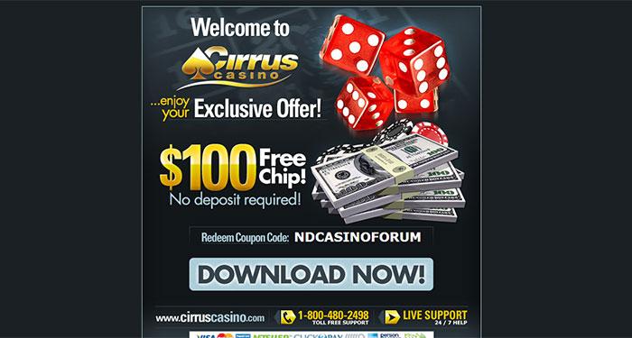 Cirrus Casino Online