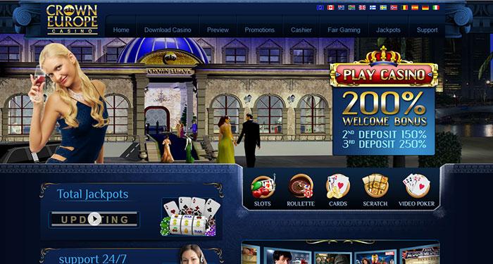 Crown Europe Casino