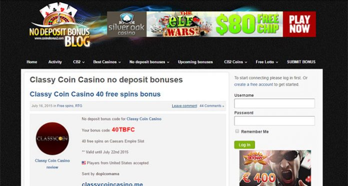 Warning: Avoid Classy Coin Casino - Possible Scam