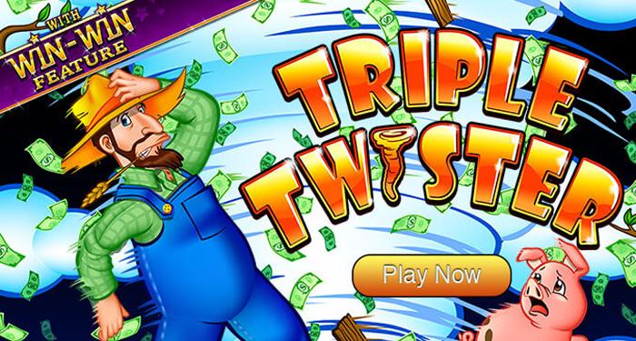 Free Slot Triple Twister