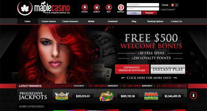 Maple Casino Dispute - Resolved
