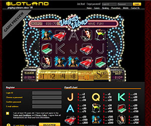 Slotland's New Mobile Ready Casino Games Upgrade