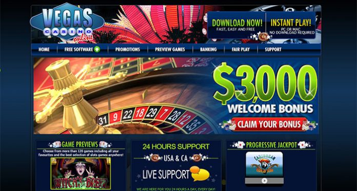 Vegas Casino Online Dispute - Resolved