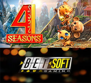 4 Seasons, Newest Slot Release for Betsoft Gaming Mobile