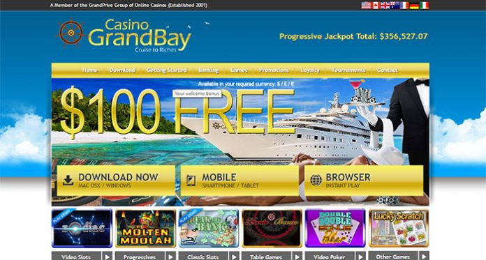 Casino Grand Bay Payout Complaint - Resolved