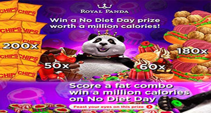 Royal panda casino fake money
