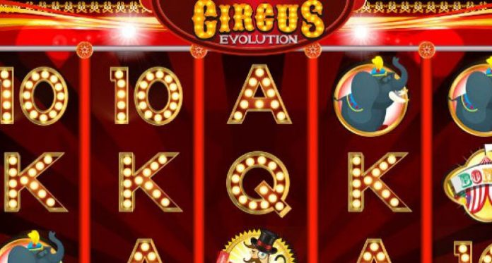 World Match Shines the Lights on Latest Release Circus Evolution HD Slot