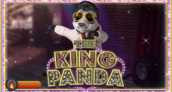 Booming Games Releases New Slot - The King Panda