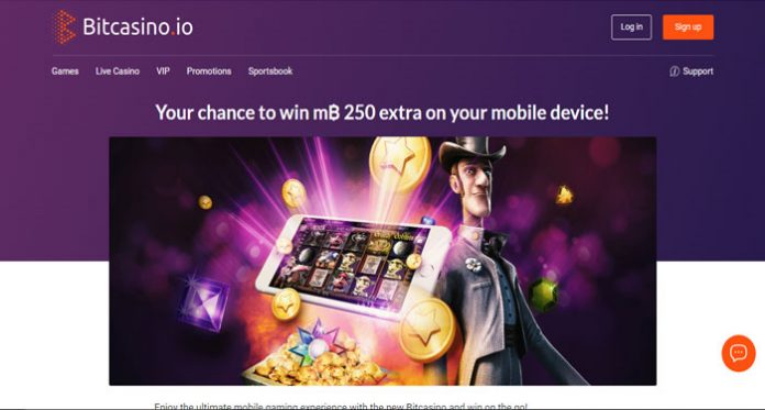 Exciting Chance To Win Daily Prizes With Bitcasino Mobil Gaming