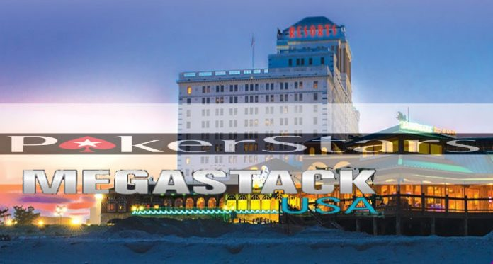 PokerStars MEGASTACK Event Guarantee $100,000 Prize Pool and $220 Special Live Tournament