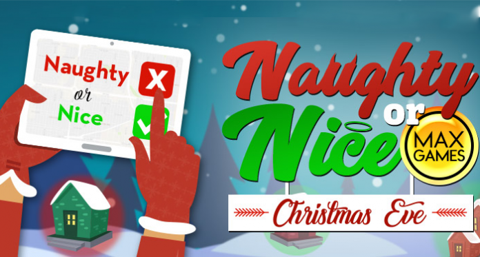 Naughty or Nice Christmas Eve Special at Downtown Bingo