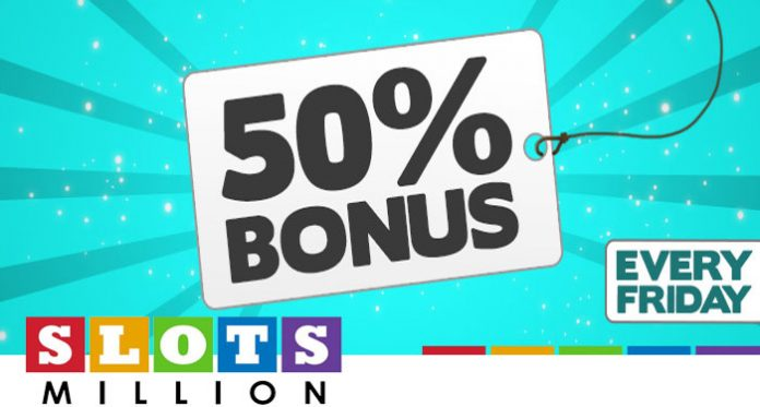 Slots Million Monthly Special Treats Just For You