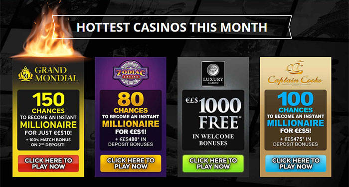 Casino Rewards Casinos