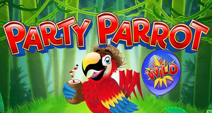 Get Spins on Rival Gaming's Newest Slot Party Parrot at Slots Capital