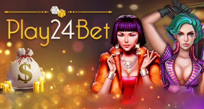 Betsoft Gaming Announces Content Deal with Play24Bet