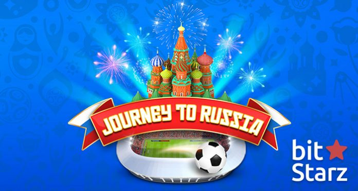 Explore the FIFA World Cup Live with Bitstarz Journey to Russia