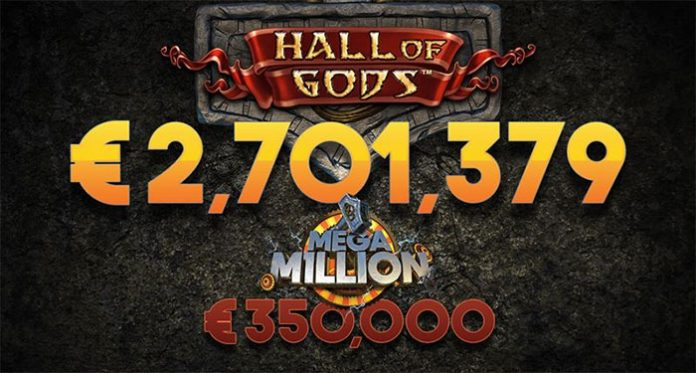 Net Entertainment Reports Another Instant Online Millionaire