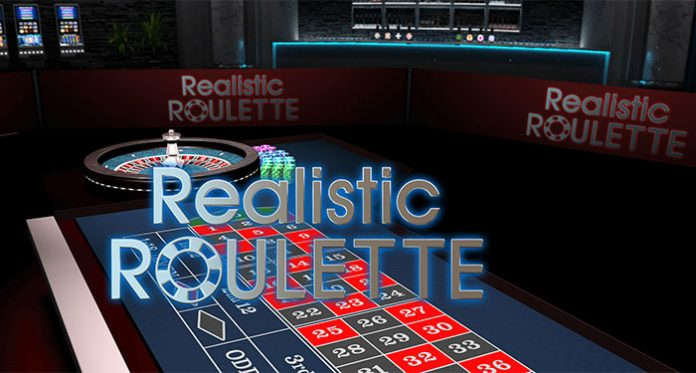 Experience Realistic Games New 3D Casino Game, Realistic Roulette