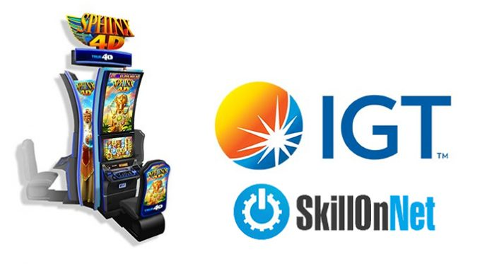 SkillonNet Expands Portfolio with 75 Exciting IGT Slot Titles