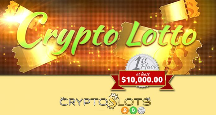 Crypto Lottery Introductory Bonuses, $10,000+ Lotto Wins