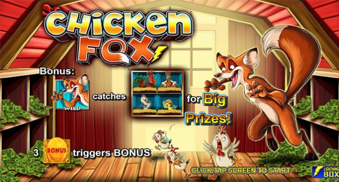 Lightning Box Releases its Latest Creation, Chicken Fox
