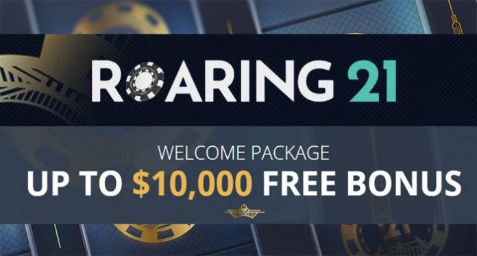 Roaring 21 Casino 300% BTC BOOSTER BONUS