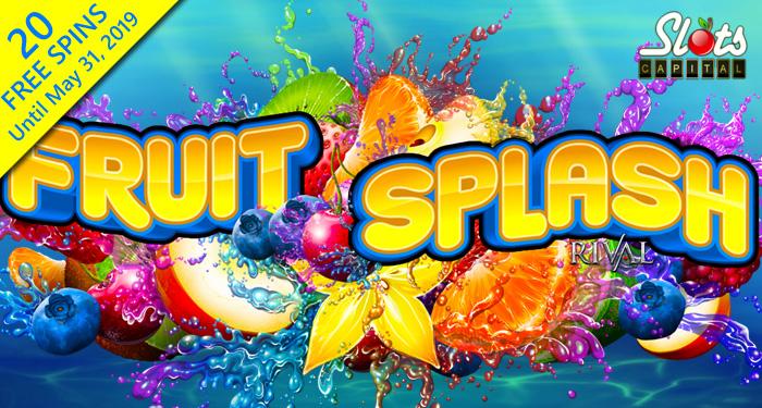 Spiele Fruit Splash - Video Slots Online