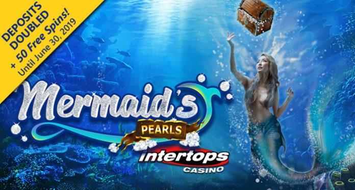 Intertops Casino $150,000 Treasure Chamber Casino Bonus Contest