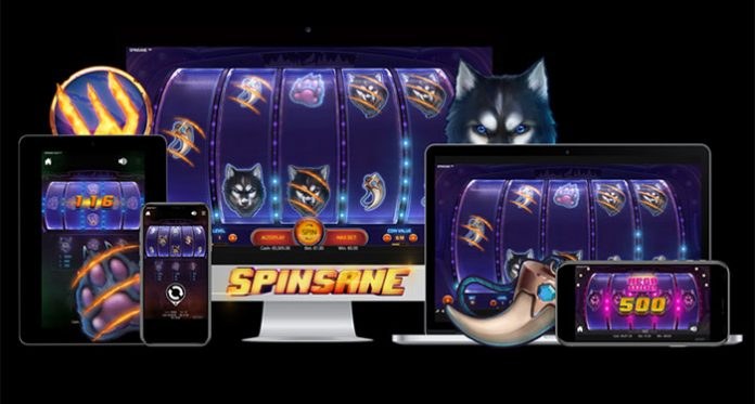 Net Entertainment Releases its Next High-Energy Game Spinsane