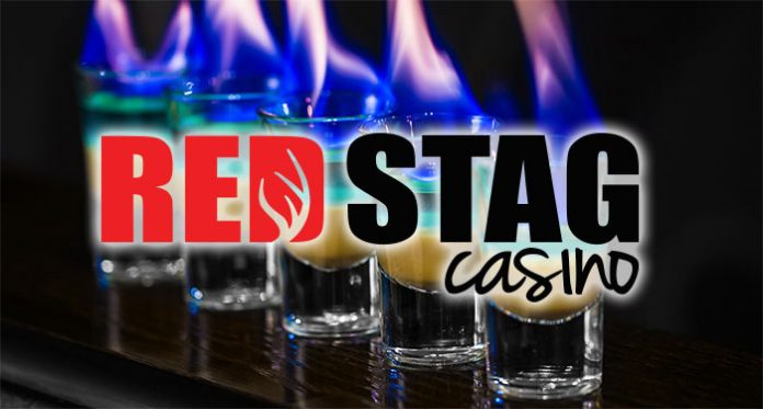 Super-Sized Shotz Bonuses All Day at Red Stag Casino