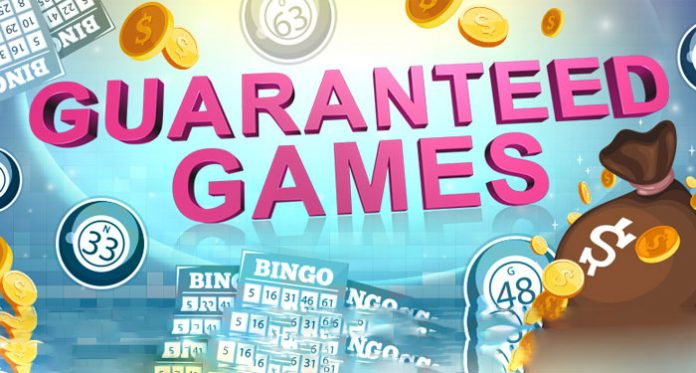 Play Weekly for Cash Prizes with a Guaranteed at Downtown Bingo