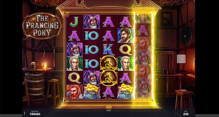 Spiele The Prancing Pony - Video Slots Online