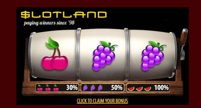 Hot Deals and Juicy Summer Wins at Slotland This July