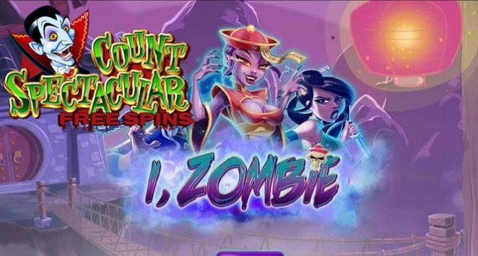 New Live English VIP Roulette, Plus a Vampires vs Zombies Spins Bonus