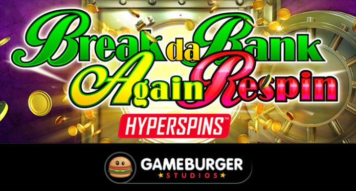 Microgaming, Together with Gameburger Studios Launches the Third Series of the Legendary Break da Bank Slot Series