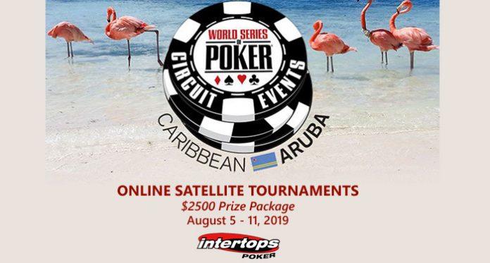 Satellites for WSOPC Aruba Beginning Next Week at Intertops Poker