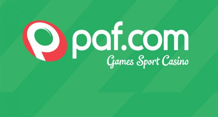 Red Tiger Gaming Goes Live with Paf Operator