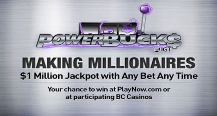 IGT's Powerbucks and Wheel of Fortune Slots Recent Payouts