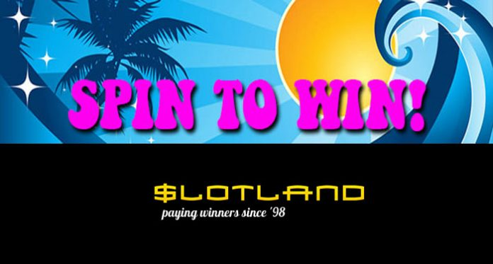 Play Daily Slot Matches at Slotland with Up to 111% on Games