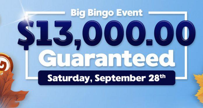 Don't Miss Downtown Bingos Big Bingo Event w/ $13,000 Guaranteed