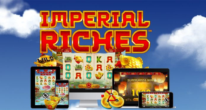 NetEnt Launches Another Avalanche Reels Concept Slot, Imperial Riches