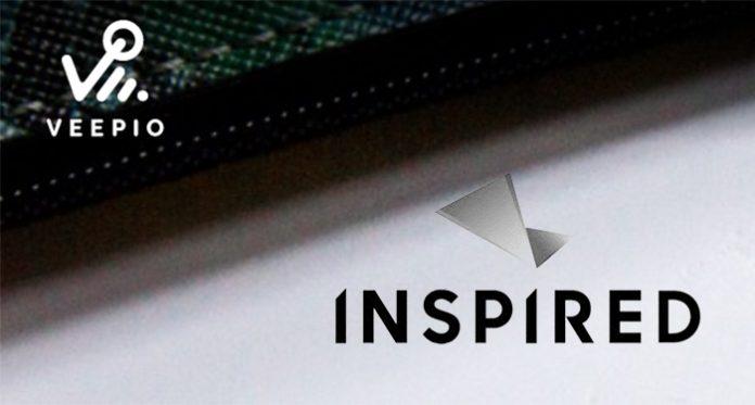 Inspired Entertainment, Inc. Announces Agreement with VEEPIO