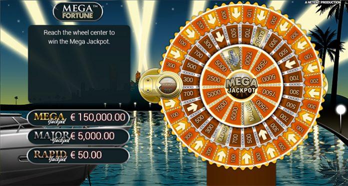 British Players Wins 3.3 Million on NetEnt's Mega Fortune