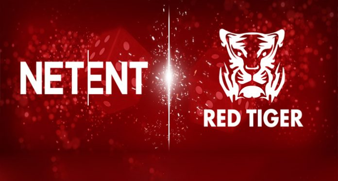 NetEnt Commits to an Acquisition Deal of Red Tiger Gaming Assets