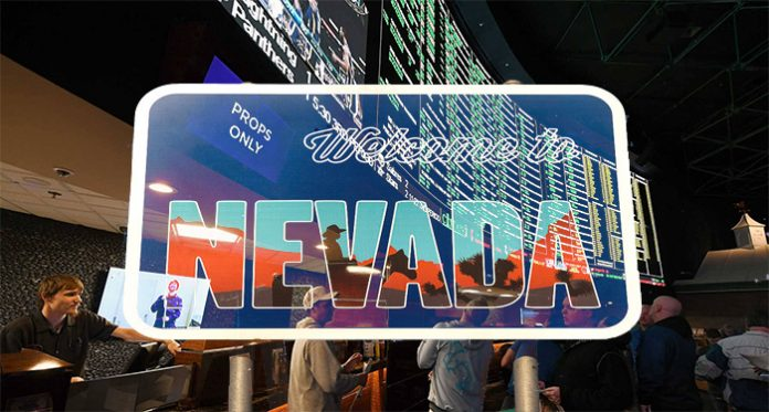 Nevada Sportsbook Revenues Come in Behind New Jersey