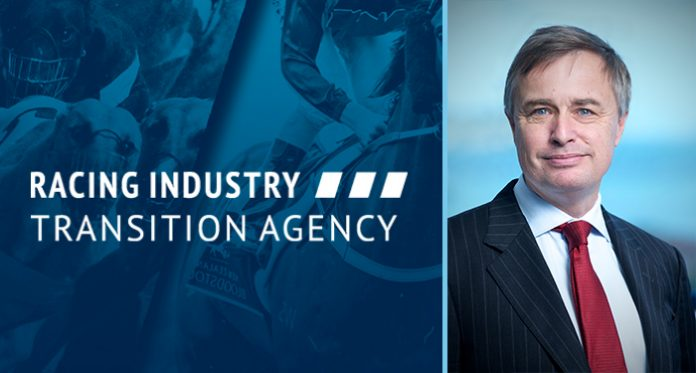 The Racing Industry Transition Agency Loses its Chief Executive
