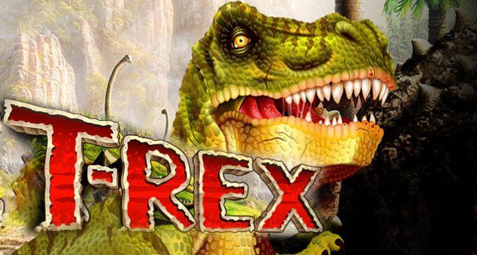 Play RTG's New Sequel, T-Rex II, $7777 Bonus + 300 Free Spins