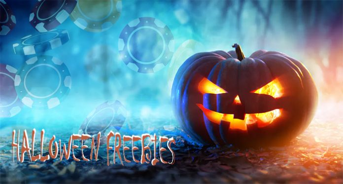 Grab Your Bag of Treats this Halloween with Casino Spin Bonuses